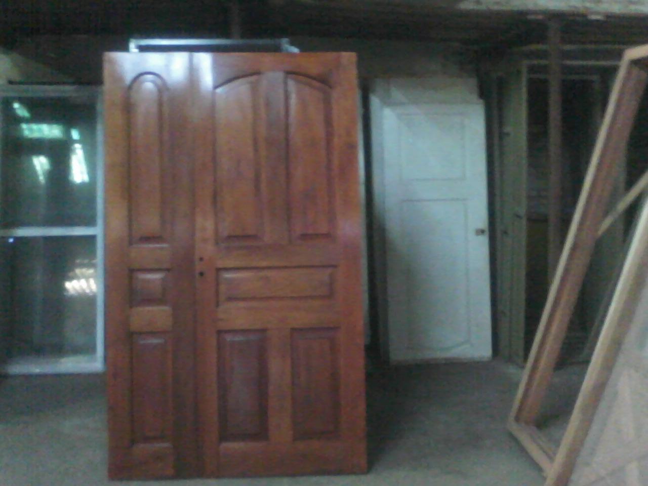 Puertas de madera categor as de los productos extra - Puertas para porches ...